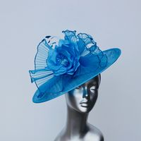 Statement Mother of  Bride Hatinator in Bluebell 15776A/SD305/762